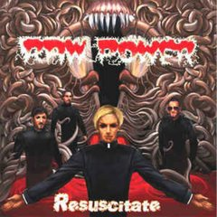 Raw Power -  Resuscitate LP