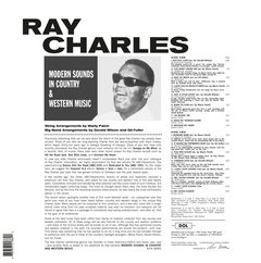 Ray Charles - Modern Sounds In Country And Western Music LP - comprar online
