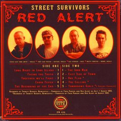 Red Alert - Street Survivors LP - comprar online