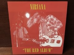 Nirvana - The Red Album LP - Anomalia Distro