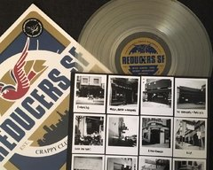 Reducers SF - Crappy Clubs And Smelly Pubs LP na internet