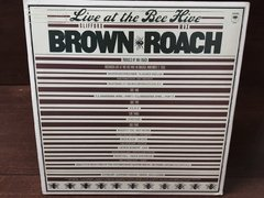 Clifford Brown - Max Roach -  Live At The Bee Hive LP - comprar online