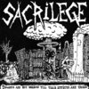 Sacrilege -   Thoughts Are But Dreams Till Their Effects Are Tried LP