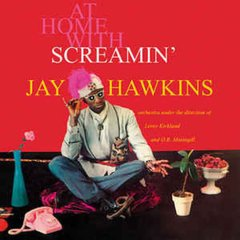 Screamin' Jay Hawkins -   At Home With Screamin' Jay Hawkins LP