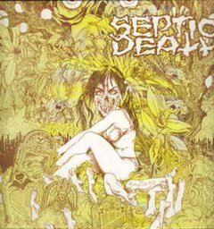 Septic Death -   Need So Much Attention... Acceptance Of Whom LP