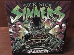 Sick Sick Sinners -  Unfuckinstoppable LP - comprar online