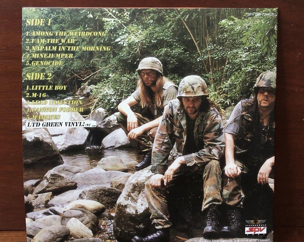 Sodom - M-16 LP