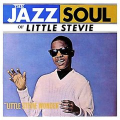 Little Stevie Wonder -  The Jazz Soul Of Little Stevie LP