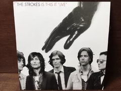 "Strokes - Is This It ""Live"" LP - comprar online"