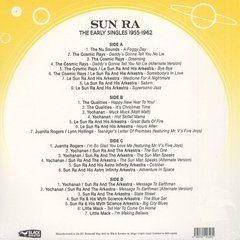 Sun Ra -   The Early Singles 195 - 1962 2xLP - comprar online