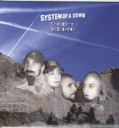 System Of A Down -   Toxicity Sessions LP