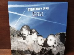 System Of A Down -   Toxicity Sessions LP - Anomalia Distro