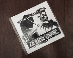 Unholy Grave / Nak'ay - Grind The Bastards / Distort Grind Noise EP 5''