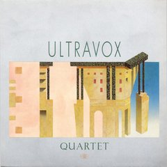 Ultravox -   Quartet LP