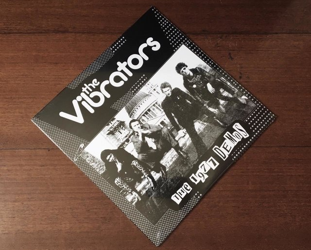 The Vibrators  - The 1977 Demos LP