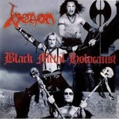 Venom -  Black Metal Holocaust LP