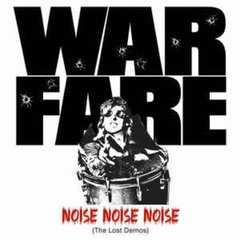 Warfare -   Noise, Noise, Noise (The Lost Demos) LP
