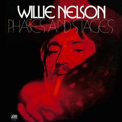 Willie Nelson -   Phases And Stages LP