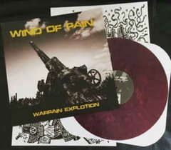 Wind Of Pain -   Warpain Explotion LP
