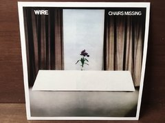 Wire - Chairs Missing LP - comprar online