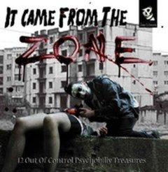 Various -   It Came From The Zone LP