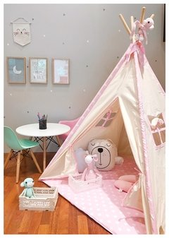 Carpita India - Tipi Pink