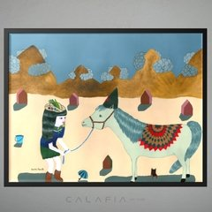 Holy Mountain - Carla Barth - Calafia Art Store