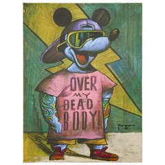Over Mickey - Gilmar Fraga