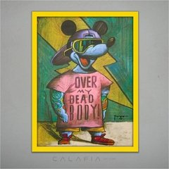 Over Mickey - Gilmar Fraga - comprar online