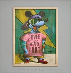 Over Mickey - Gilmar Fraga - loja online