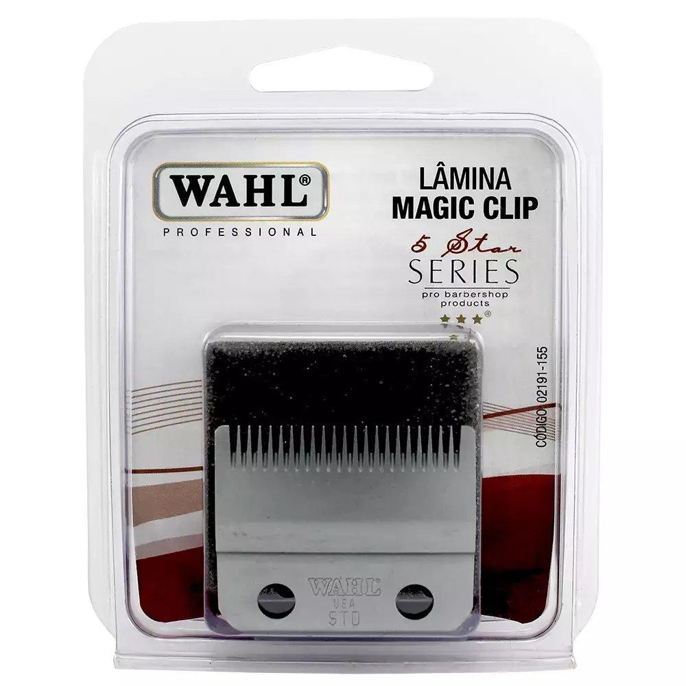 af3bfad9f Lamina para Maquina Wahl Magic Clip