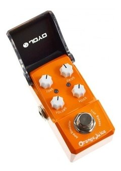 Pedal Simulador Joyo Orange Juice