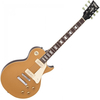 Guitarra Les Paul Vintage V100 Gold Top P90