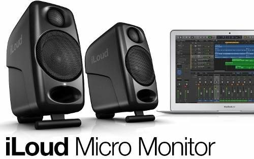 Monitores De Estudio Ik Multimedia Iloud Micro Monitors - comprar online