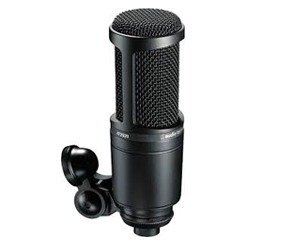 Microfono Condenser Audio Technica At2020