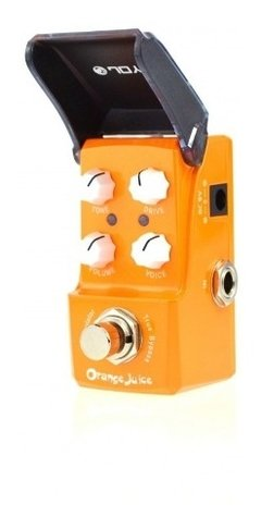Pedal Simulador Joyo Orange Juice - SOUNDTRADE