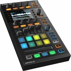 Controlador Usb Native Instruments Traktor D2