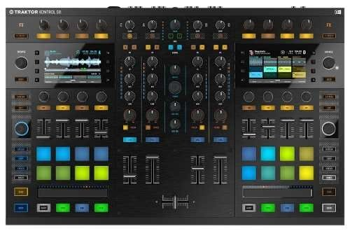 Controlador Usb Native Instruments Traktor S5