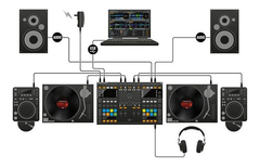Controlador Usb Native Instruments Traktor S8 en internet