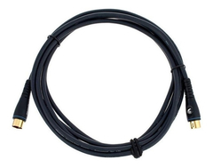 Cable Midi Conectores Dorados Planet Waves 3 Metros en internet