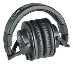 Auriculares Audio-technica M-series Ath-m40x Negro - comprar online