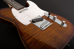 Guitarra Telecaster Michael Kelly 1953 Caramel Burst en internet