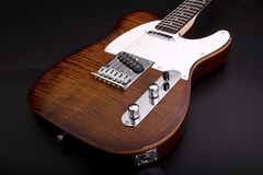 Guitarra Telecaster Michael Kelly 1953 Caramel Burst - SOUNDTRADE