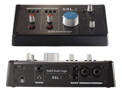 Interfaz Audio Profesional Solid State Logic Ssl2  - SOUNDTRADE