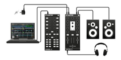 Controlador Usb Native Instruments Traktor Z1 en internet
