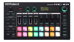 Secuenciador Groovebox Drum Machine Roland Mc101 - comprar online