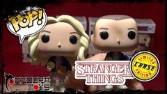 Funko Pop: Eleven With Eggos #421 + Demogorgon Chase na internet