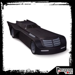 Batman The Animated Series: Batmobile (Batmóvel) Deluxe With Batman e Robin - Dc Collectibles - comprar online