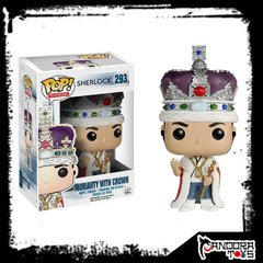 Funko Pop! Moriarty with Crown #293 - Sherlock