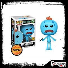 Funko Pop! Mr. Meeseeks #174 (chase) - Rick And Morty
